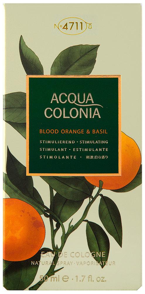 4711 Acqua Colonia Blood Orange & Basil Eau de Cologne