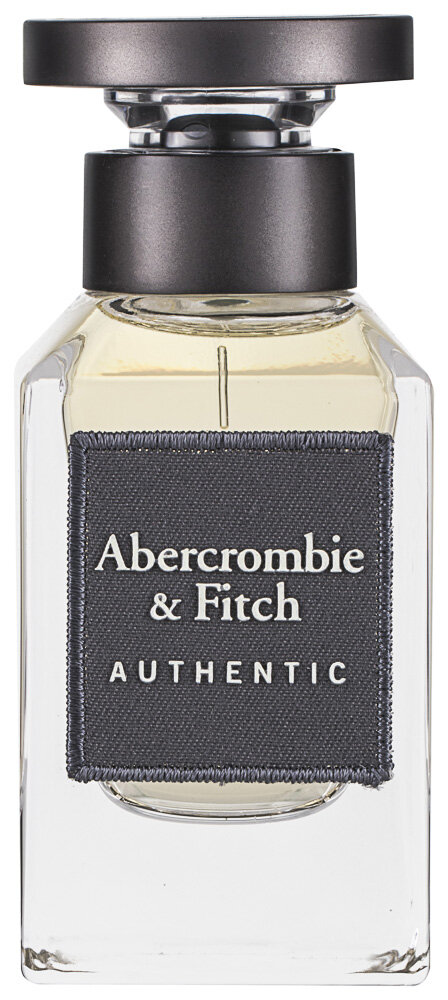 Abercrombie & Fitch Authentic Man Eau de Toilette