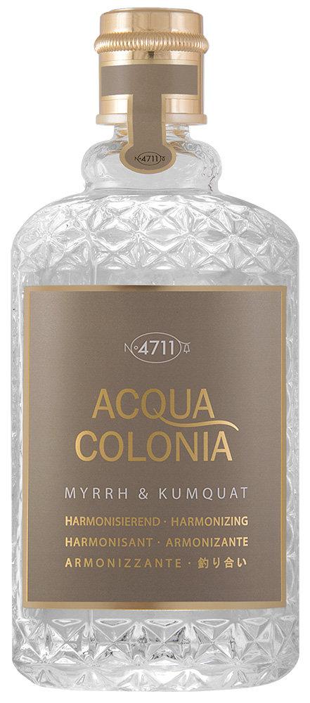 Acqua Colonia 4711 Myrrh & Kumquat Eau de Cologne