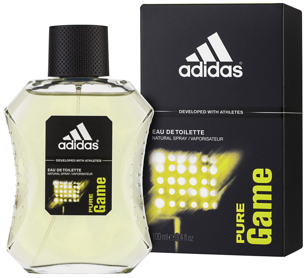 Adidas Pure Game Eau de Toilette
