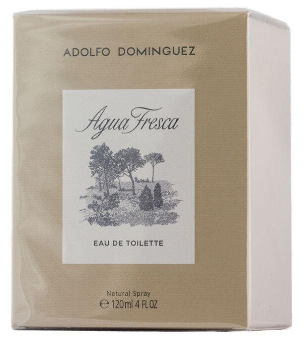 Adolfo Dominguez Agua Fresca Eau de Toilette