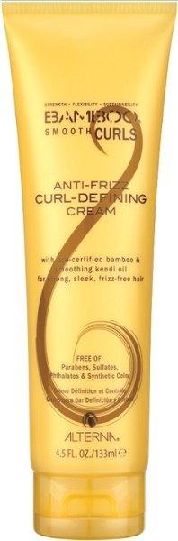 Alterna Bamboo Smooth Curls Anti-frizz Curl-defining Cream