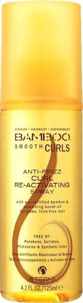 Alterna Bamboo Smooth Curls Reactivating Spray