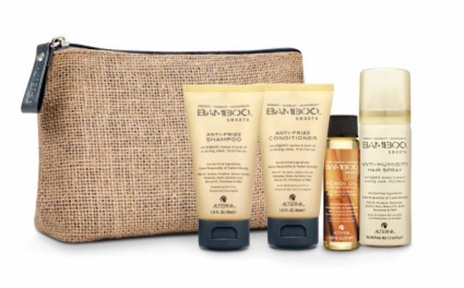 Alterna Bamboo Smooth Experience Kit