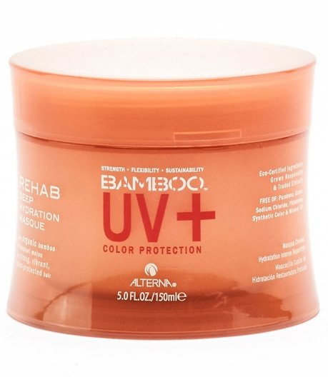 Alterna Bamboo UV+ Color Care Deep Hydration Masque