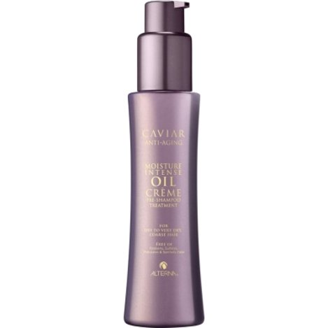 Alterna Caviar Moist Intense Oil Creme Pre-Shampoo Treatment