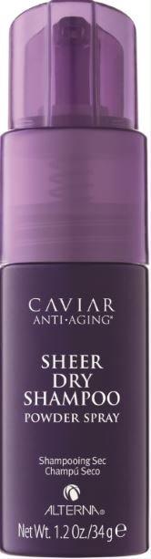 Alterna Caviar Sheer Dry Shampoo Powder Spray