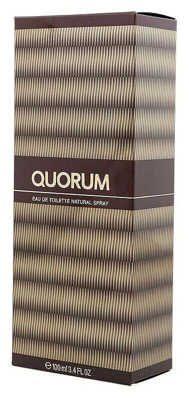 Antonio Puig Quorum Eau de Toilette