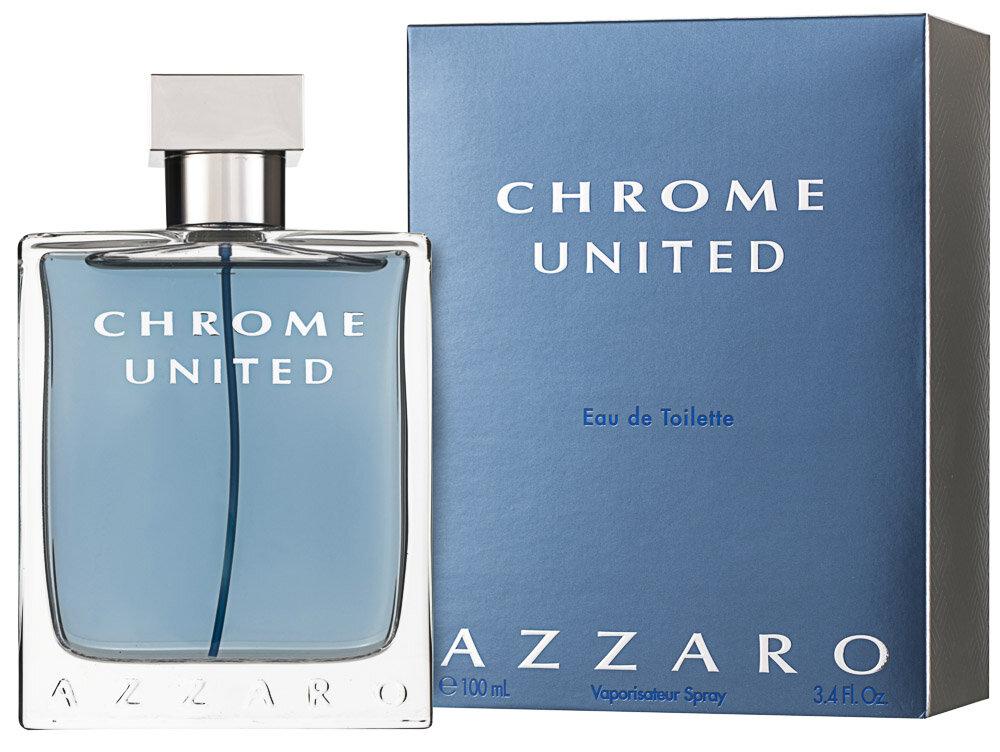 Azzaro Chrome United Eau de Toilette