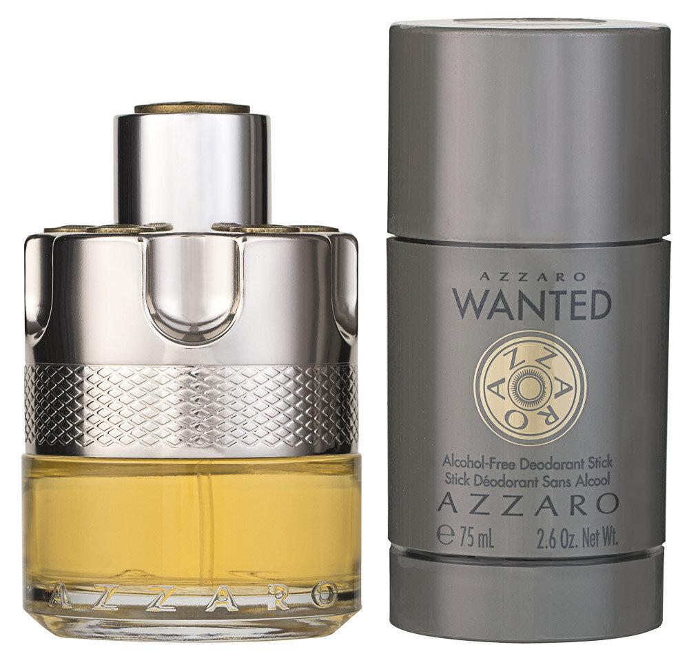 Azzaro Wanted EDT Geschenkset