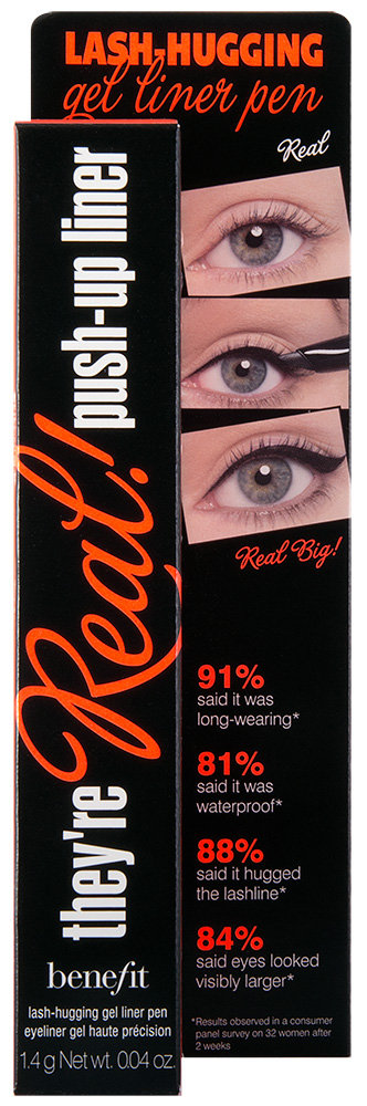 Benefit Augen They`re Real! Push-Up Eyeliner