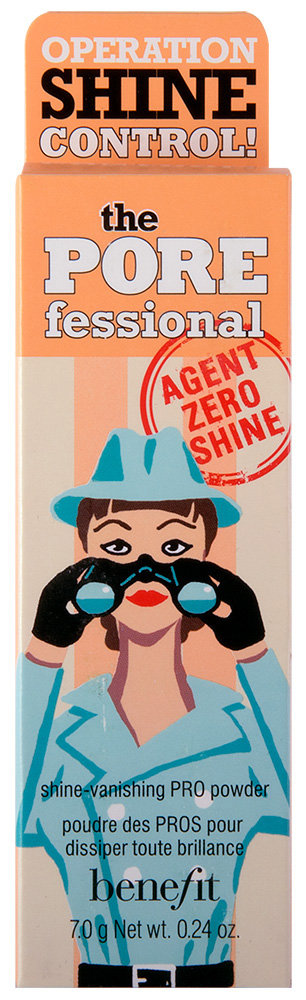 Benefit The Pore­fes­sio­nal Agent Zero Shine Puder