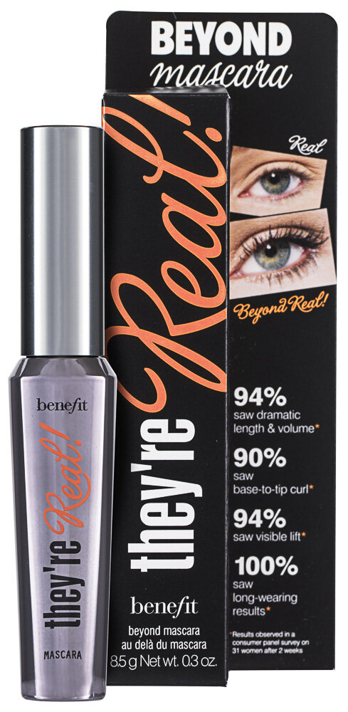 Benefit they`re Real! Mascara