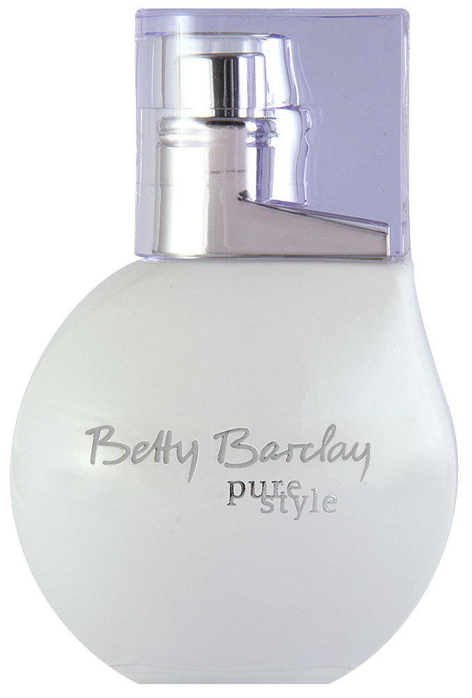 Betty Barclay Pure Style Eau de Toilette EDT für Frauen von Betty ...