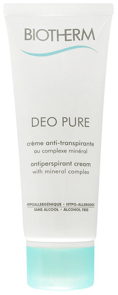 Biotherm Deo Pure Anti-Transpirante Cream