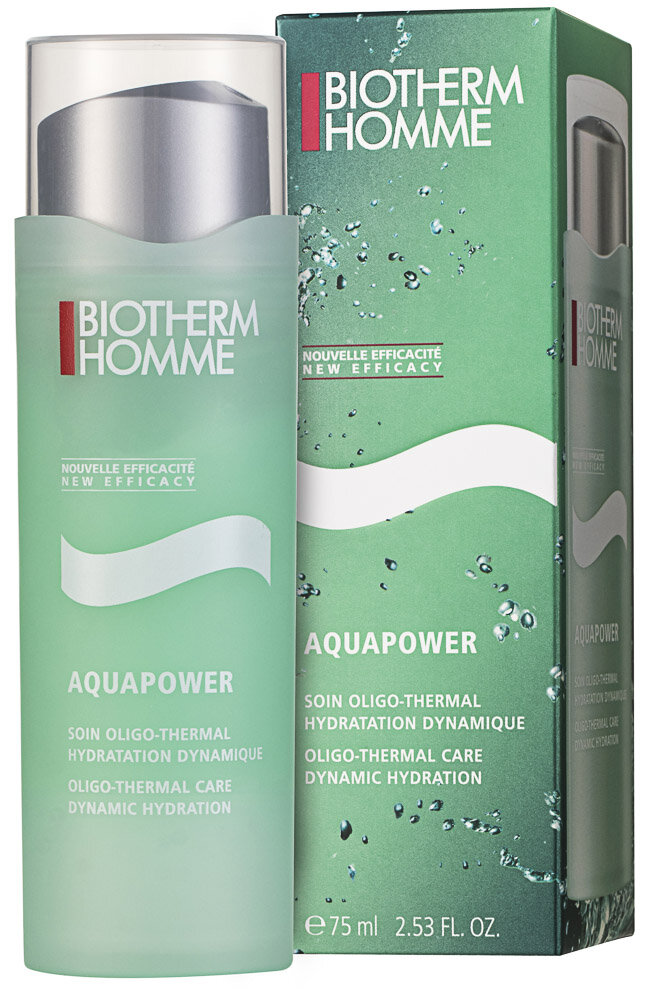 Biotherm Homme Aquapower Oligo-thermal Care Dynamic Hydration