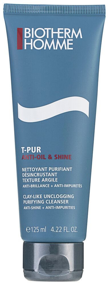 Biotherm Homme T Pur Anti Oil und Shine Purifying Cleanser