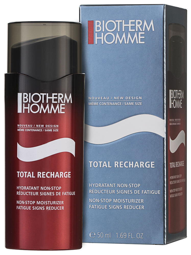 Biotherm Homme Total Recharge Non Stop Moisturizer