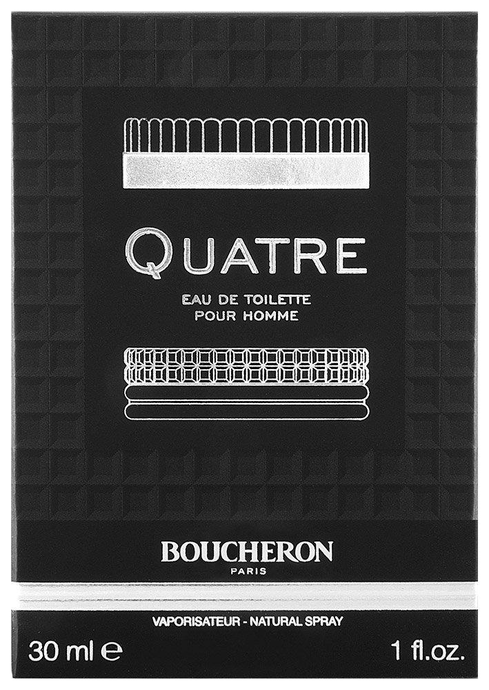 Boucheron Boucheron Quatre Pour Homme Eau de Toilette