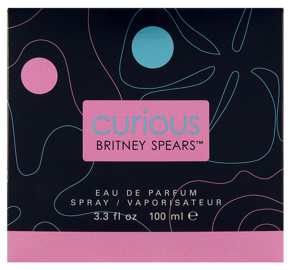 Britney Spears Curious Eau de Parfum