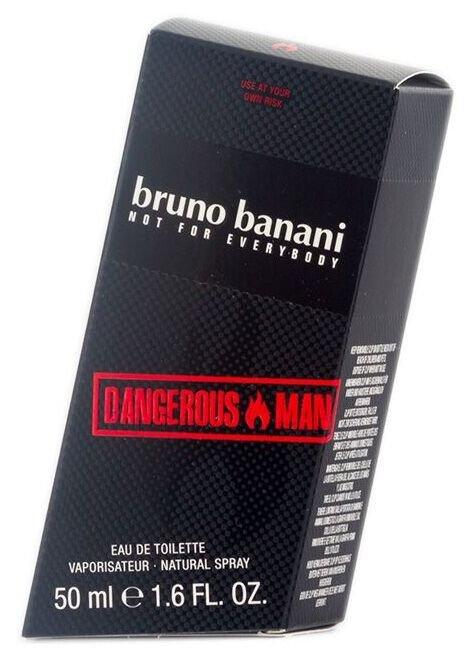 Bruno Banani Dangerous Man Eau de Toilette