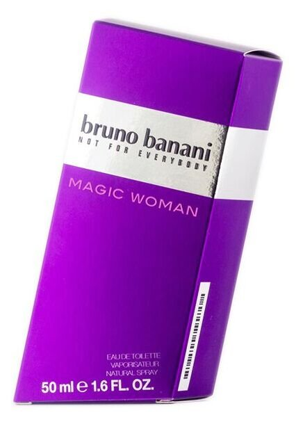 Bruno Banani Magic Women Eau de Toilette