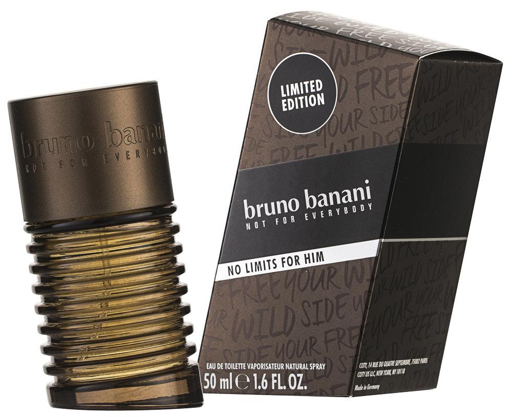 Bruno Banani No Limits Man Eau de Toilette
