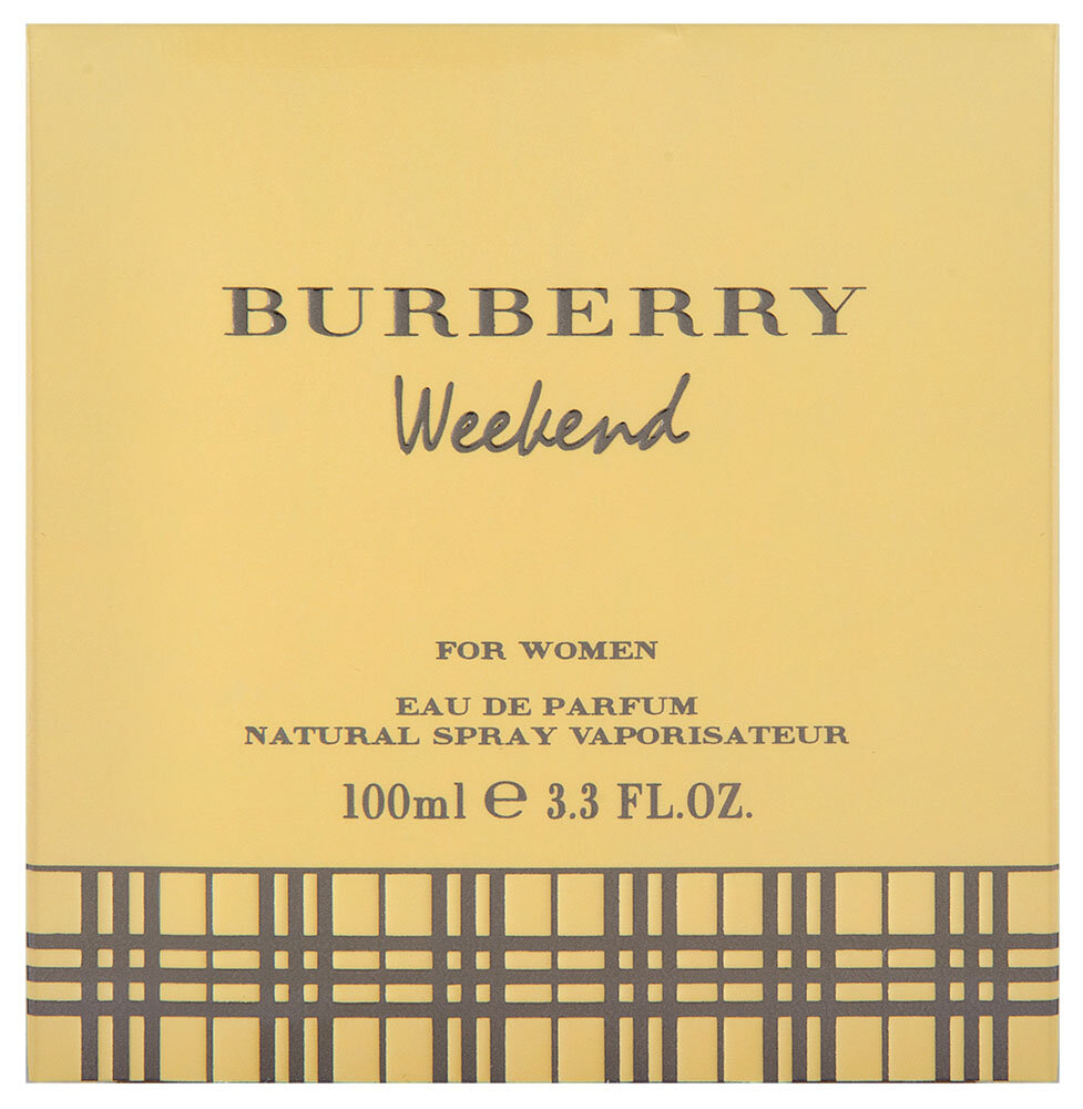 Burberry Weekend Women Eau de Parfum Old Version