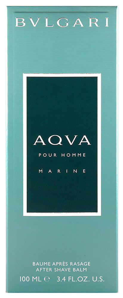 Bvlgari Aqva Marine pour Homme After Shave Balm