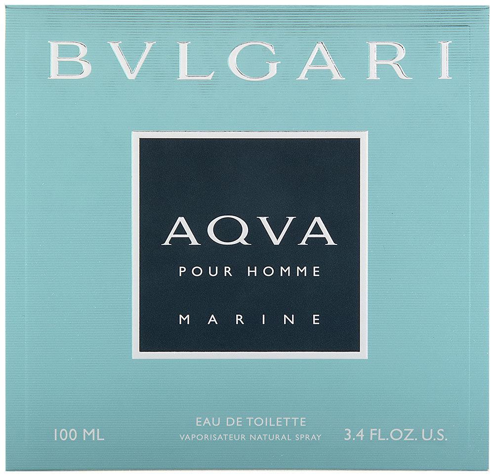 Bvlgari Aqva Marine pour Homme Eau de Toilette