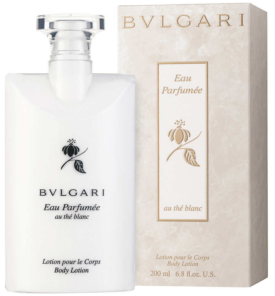 Bvlgari Eau Parfumée au thé blanc Body Lotion