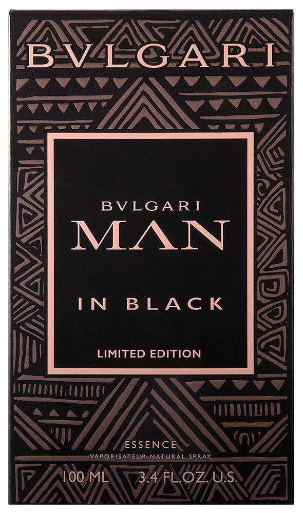 Bvlgari Man in Black Essence Eau de Parfum