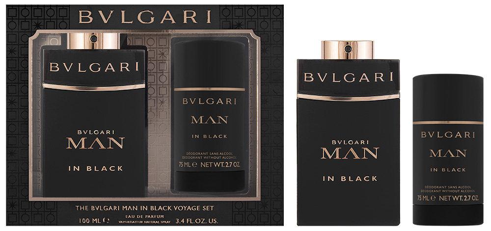Bvlgari Man In Black Geschenkset