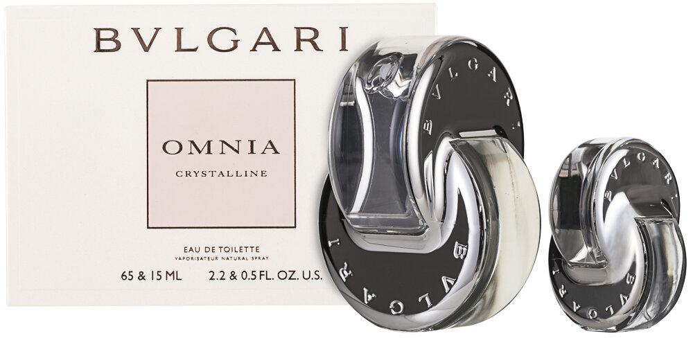 Bvlgari Omnia Crystalline EDT Geschenkset