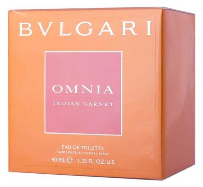 Bvlgari Omnia Indian Garnet Eau de Toilette