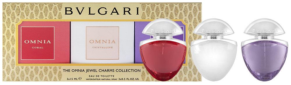 Bvlgari Omnia Jewel Charms Collection EDT Geschenkset