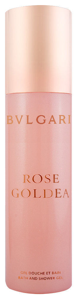 Bvlgari Rose Goldea Bath & Showergel