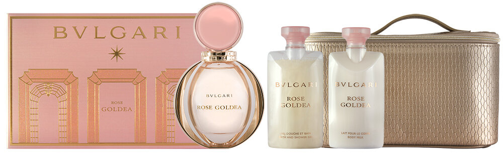 Bvlgari Rose Goldea Geschenkset