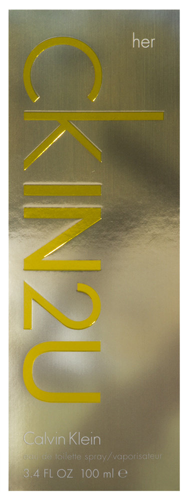 Calvin Klein CK IN2U For Her Eau De Toilette