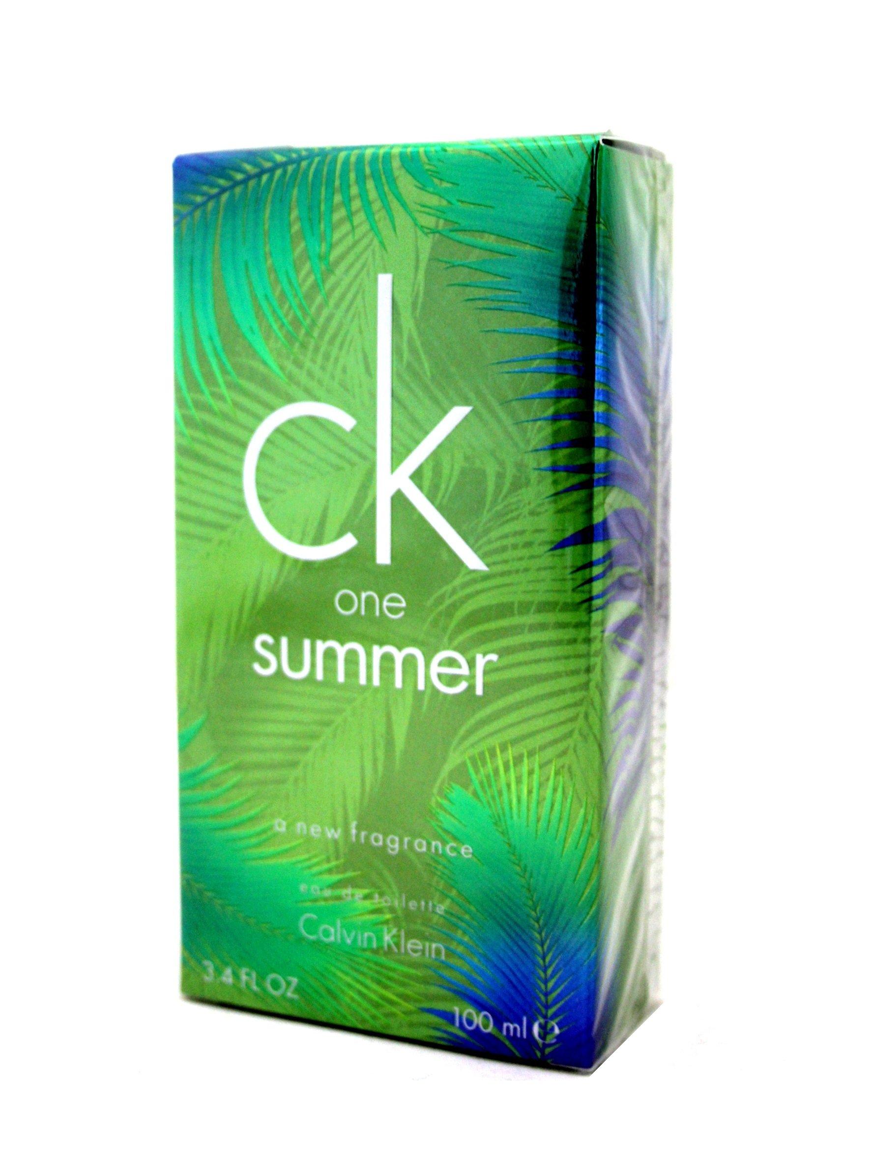 Calvin Klein CK One Summer 2016 Eau de Toilette