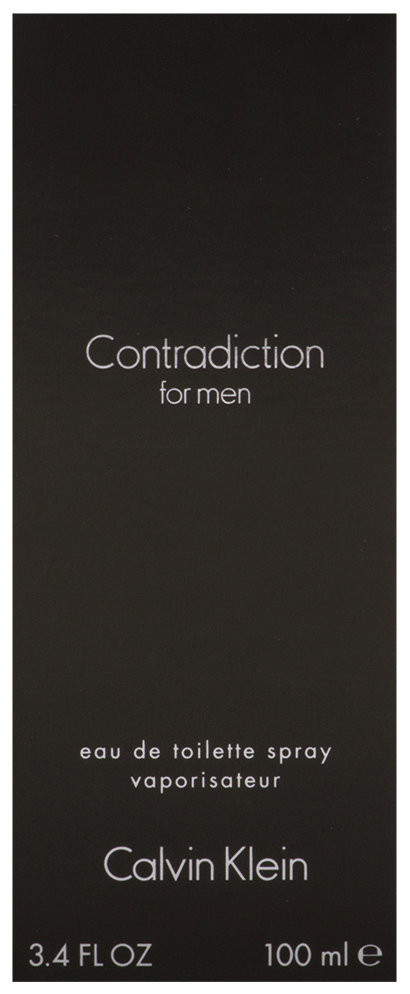Calvin Klein Contradiction Eau de Toilette