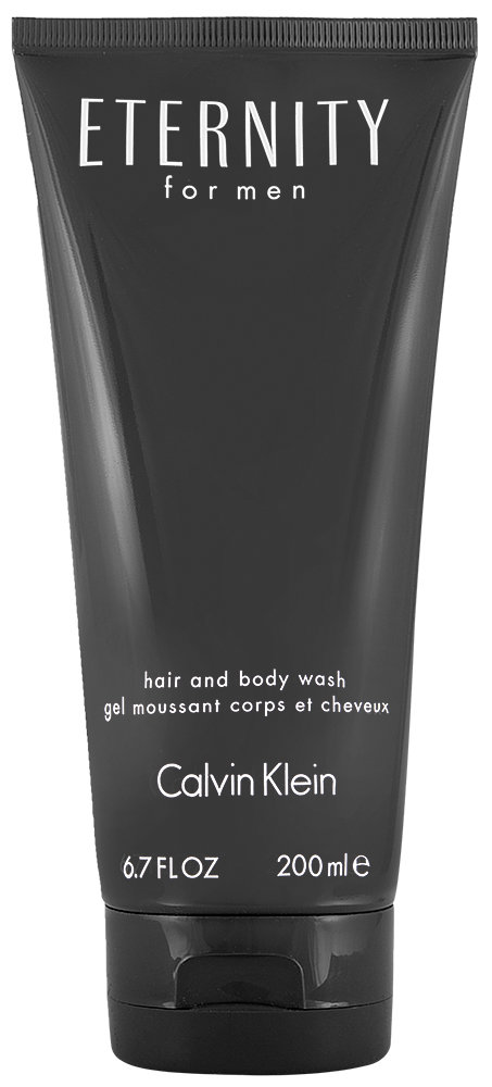 Calvin Klein Eternity for Men Hair & Body Wash Duschshampoo