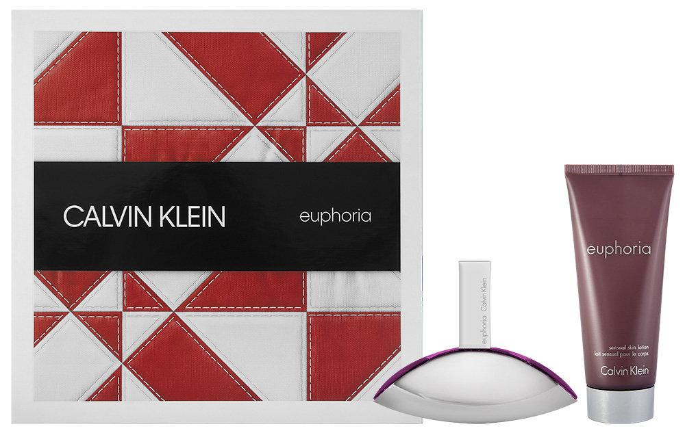 Calvin Klein Euphoria for Women EDP Geschenkset