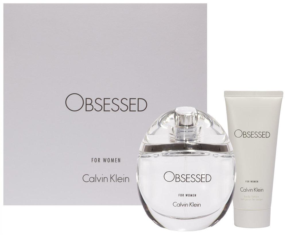 Calvin Klein Obsessed EDP for Women Geschenkset