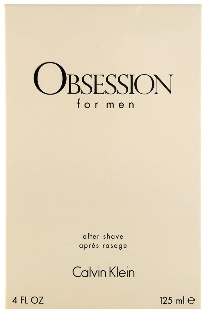 Calvin Klein Obsession After Shave Lotion
