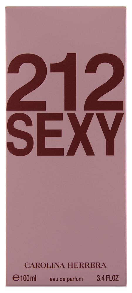 Carolina Herrera 212 SEXY For Women Eau de Parfum