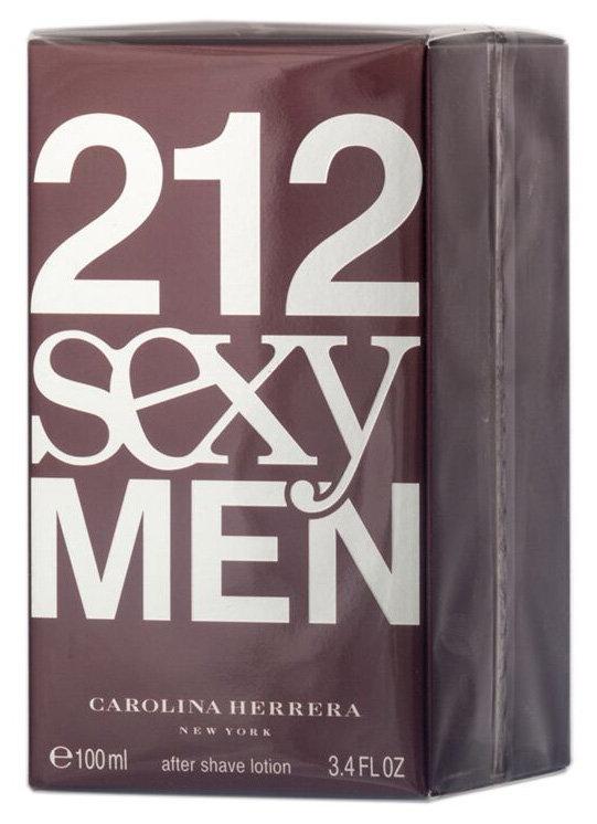 Carolina Herrera 212 Sexy Men After Shave Lotion