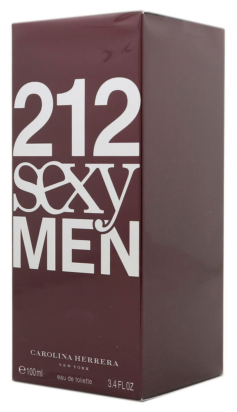 Carolina Herrera 212 Sexy Men Eau de Toilette