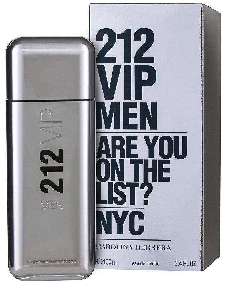 Carolina Herrera 212 VIP Men Eau de Toilette