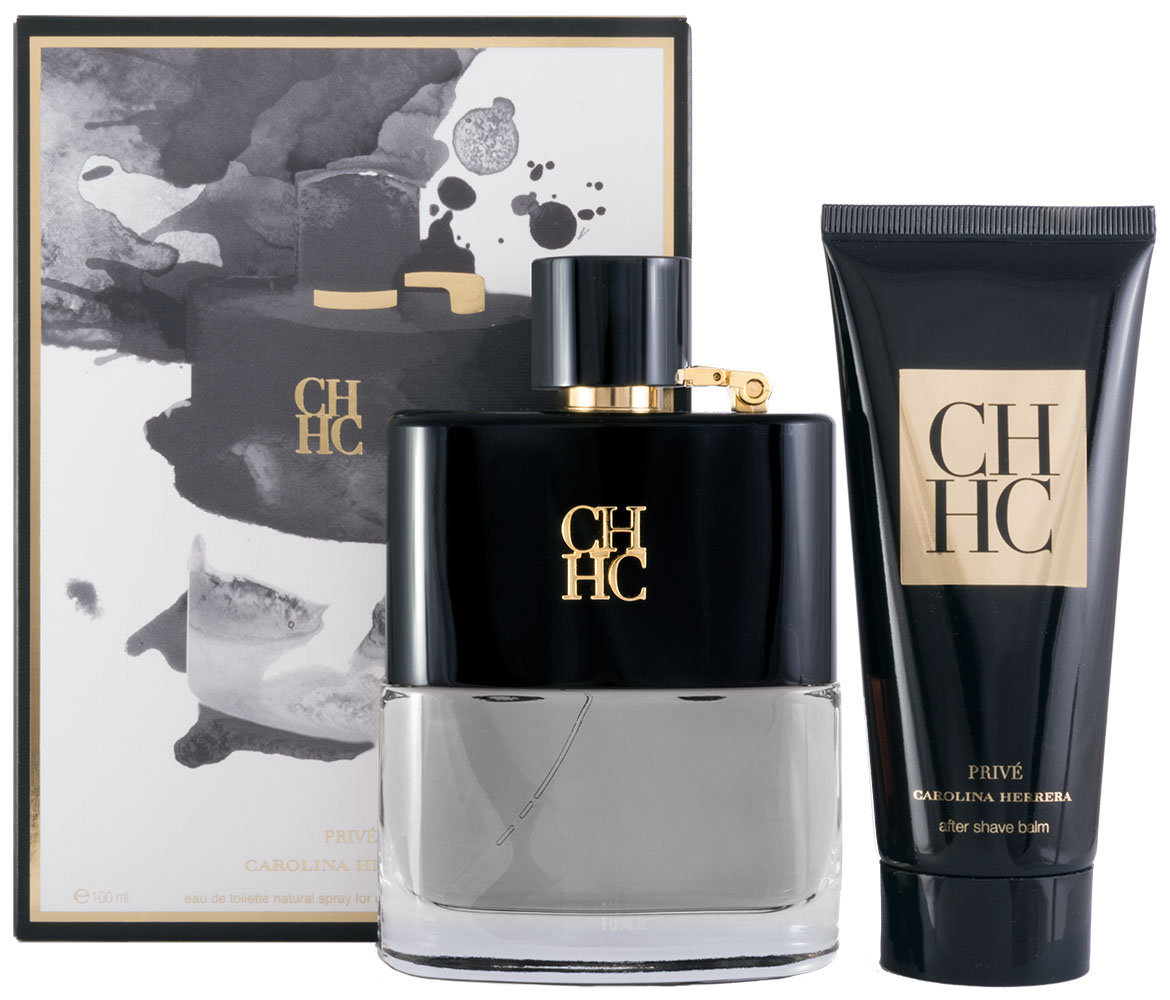 Carolina Herrera CH Men Prive Geschenkset